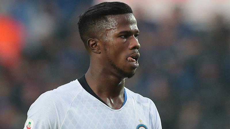 Inter Milan's Keita Balde out of Senegal duty amid communication howler