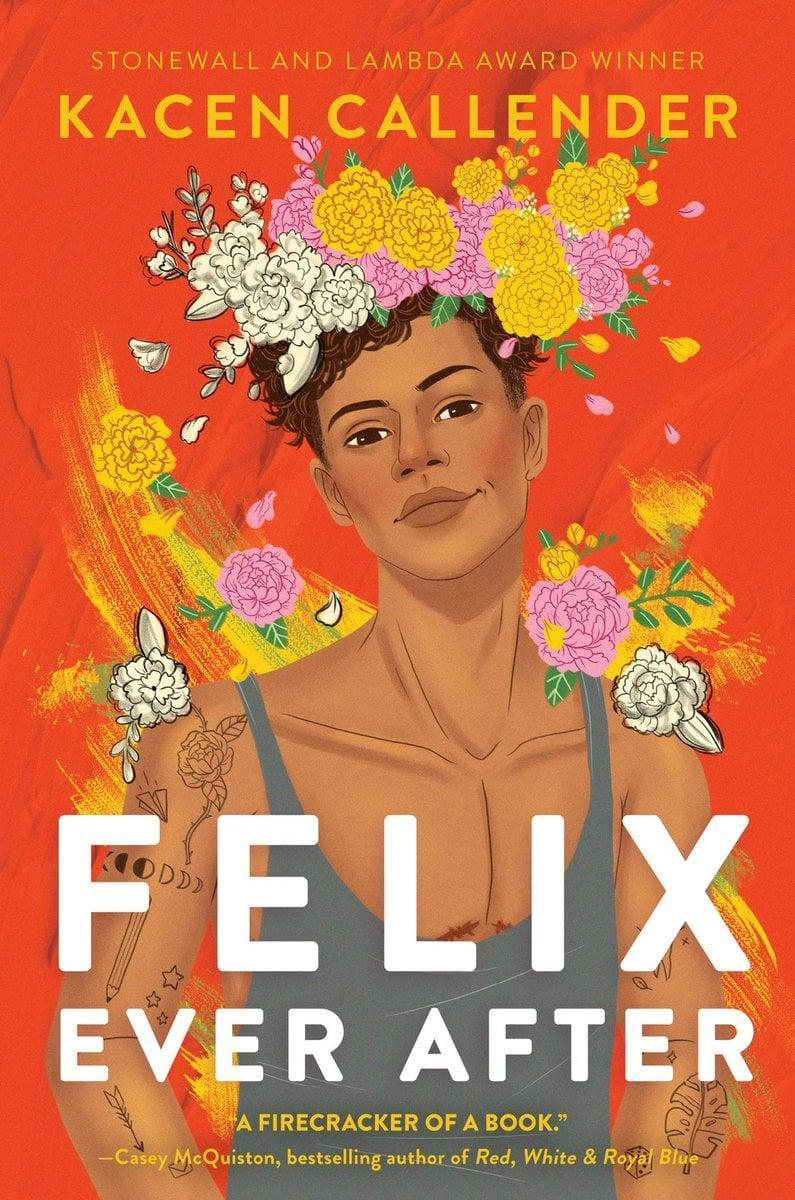 <p>Felix Love, the hero of Kacen Callender's <strong><span>Felix Ever After</span></strong>, finds himself targeted by a transphobic troll and, in an attempt to get revenge, accidentally kickstarts a messy love triangle. As much as he'd like to find love, he's having a tough time believing that he'll ever find a happily ever after - or even love within himself.</p>