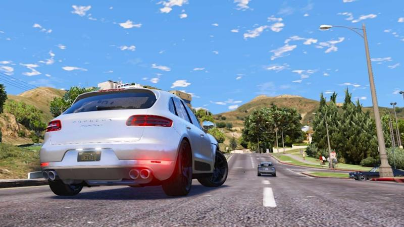 The Best Driving Moments In Video Games