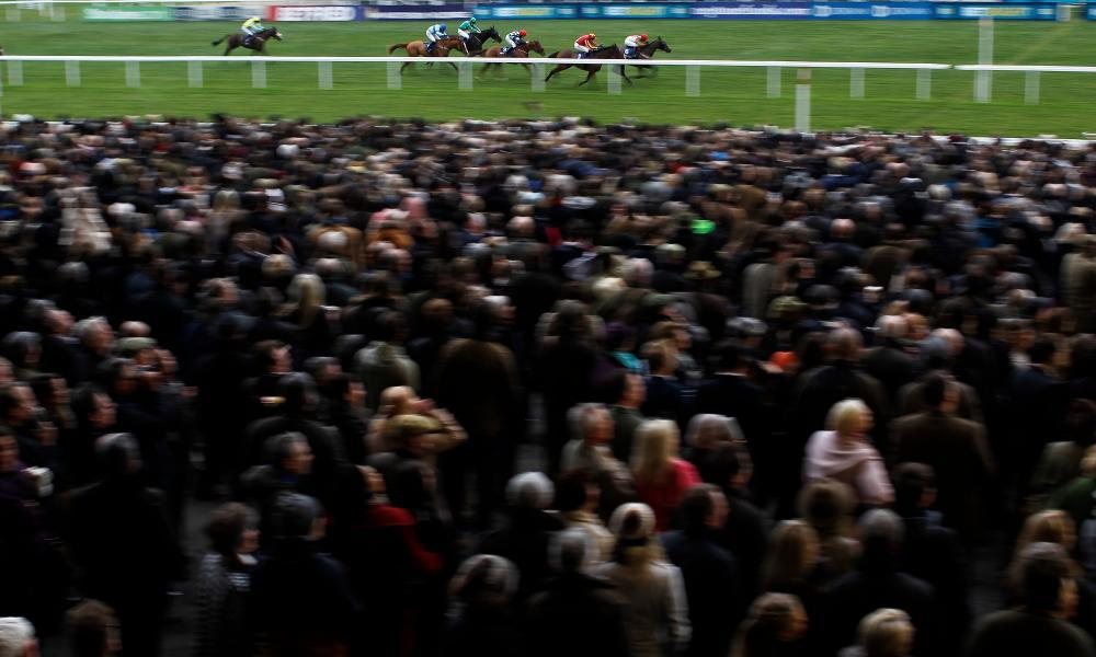 You could be among that number at Cheltenham on Festival Trials Day at the end of next month!