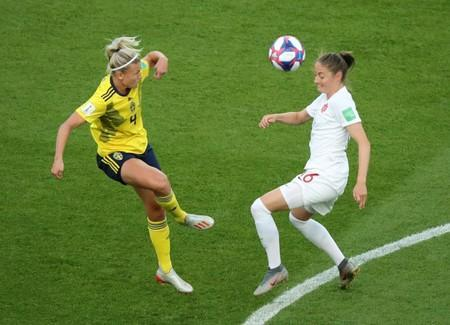 Women's World Cup - Round of 16 - Sweden v Canada