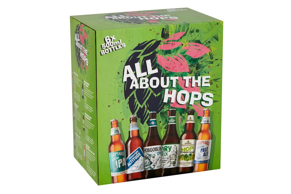 All About The Hops