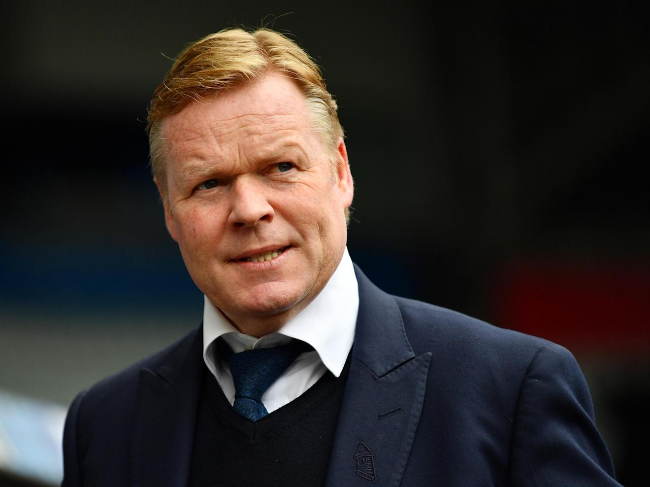 Ronald Koeman keen to add some creativity to his Everton squad in the summer transfer window