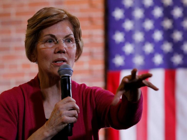 Mueller report: Elizabeth Warren becomes first 2020 candidate to call for Trump's impeachment