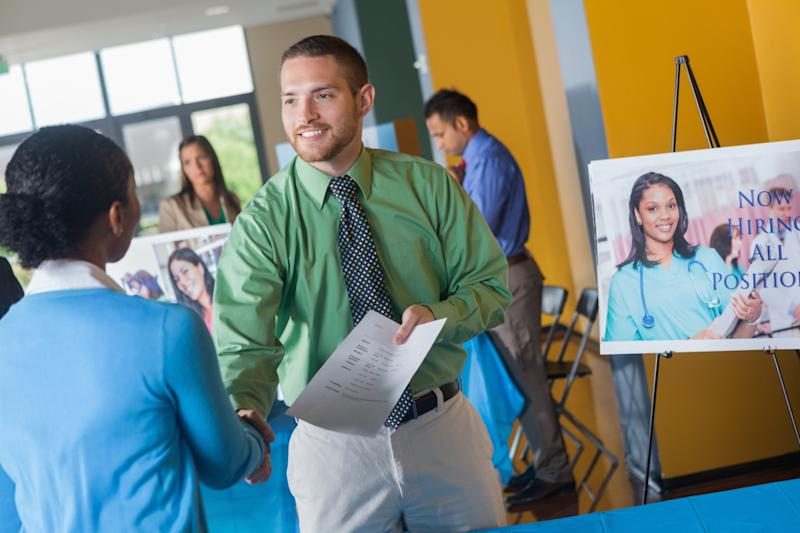 When you're trying to get the attention of potential employers, make your resume stand out by avoiding certain buzzwords. (Getty)