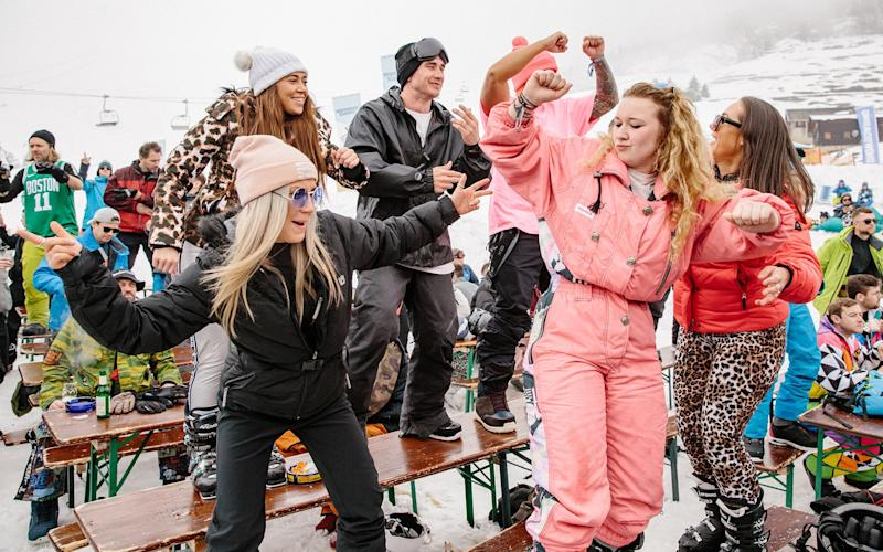 Snowbombing has introduced over 100,000 to ski holidays over the past 20 years - © Richard Johnson / Fanatic 2019