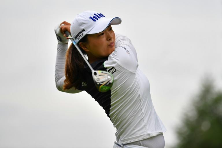 Back in action: World number one Ko Jin-young returns to the LPGA Tour this week for the first time in 2020 after riding out the pandemic in South Korea
