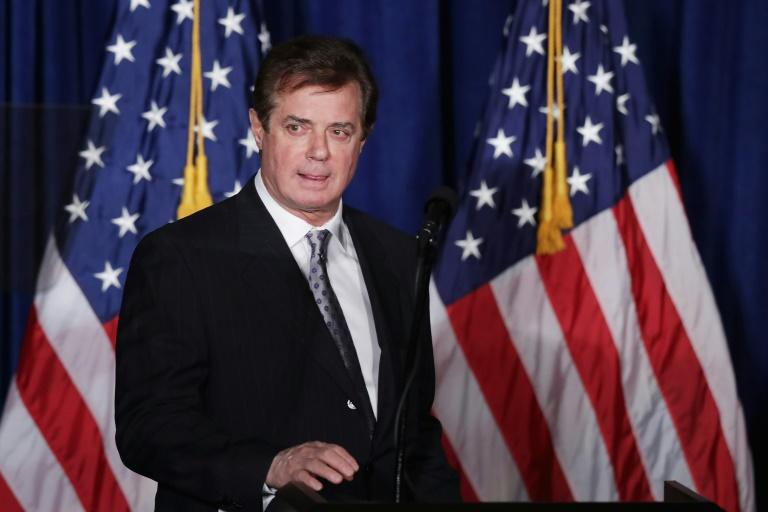 Ukrainian Lawmaker: Paul Manafort Laundered Funds From Pro-Russian Party
