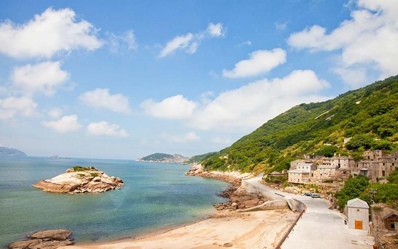 The Matsu Islands are one of the stops on Dream Cruises' first itinerary - GETTY