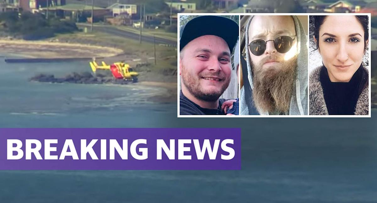 Two bodies found in search for friends missing off Tasmanian coast