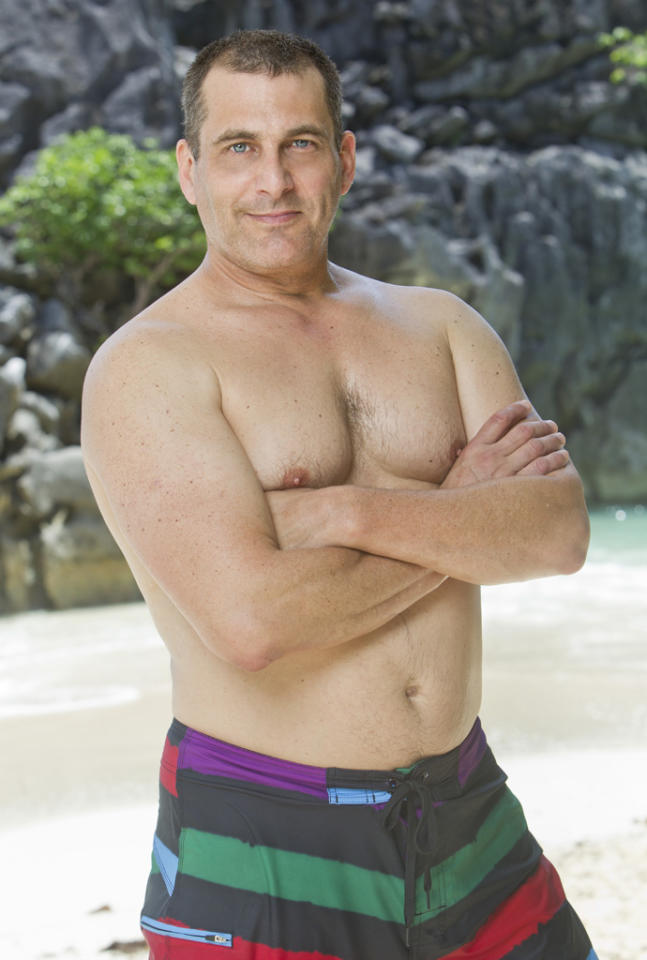 "<b>Jonathan Penner </b><br><br> <b>Reason for being on ""Survivor"":</b> The money. I have nothing more to prove or accomplish but winning. <br><br>  <b>Why you think you'll win ""Survivor"":</b> Third time is a charm! If I can get past the first three or four votes I'm going all the way. Seriously! <br><br>  <b>If you could have three things on the island, what would they be and why? </b><br> A good book to read, a blank book to write in, and if I can count her as a thing, my wife. If not, I'll bring a pen."