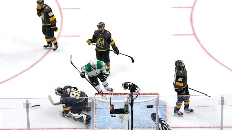 How did this happen? Vegas grapples with 5-game series loss