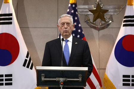 US not pursuing regime change, collapse in Iran: Mattis