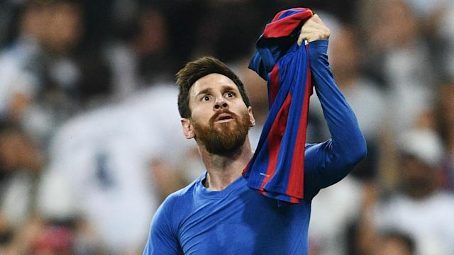 After Lionel Messi agreed a new contract, we take a look at the best stats from the Barcelona star's club career.