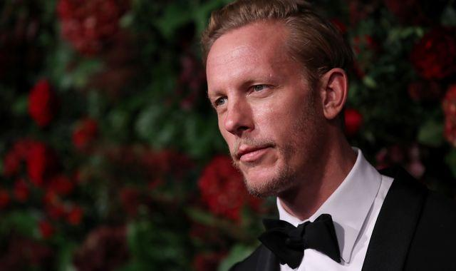 Laurence Fox: Controversial actor launches political party to 'fight the culture wars'