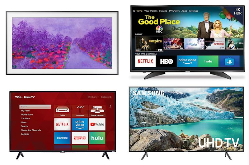 Get your Memorial Day shopping started early with these incredible television deals on Amazon