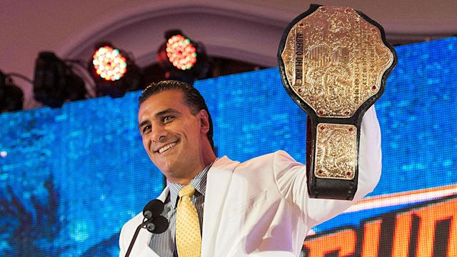 "The current Impact Wrestling star talks recently accepted the role as ""El Presidente,"" the public face for MMA promotion Combate Americas."