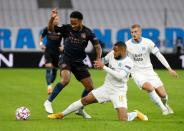 Champions League - Group C - Olympique Marseille v Manchester City