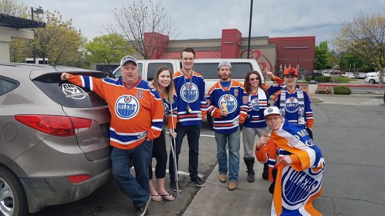 Oilers orange crush surging in Sharks' Silicon Valley