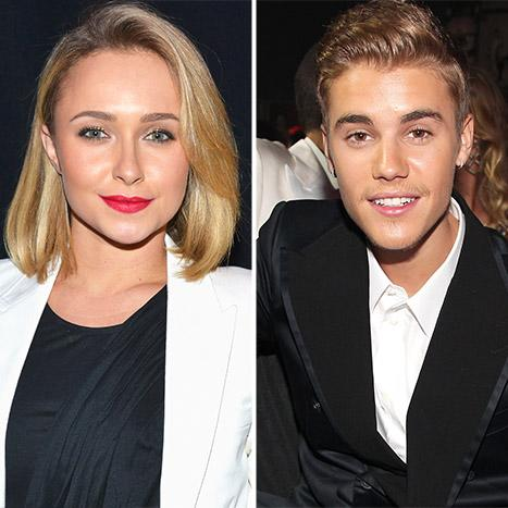 Hayden Panettiere is Pregnant, Justin Bieber and Adriana Lima Hooked Up: Top 5 Wednesday's Stories