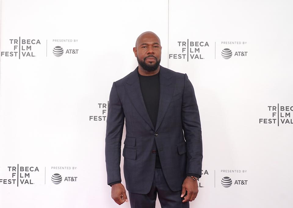 """Executive Producer & Director Antoine Fuqua attends the """"What's My Name 
