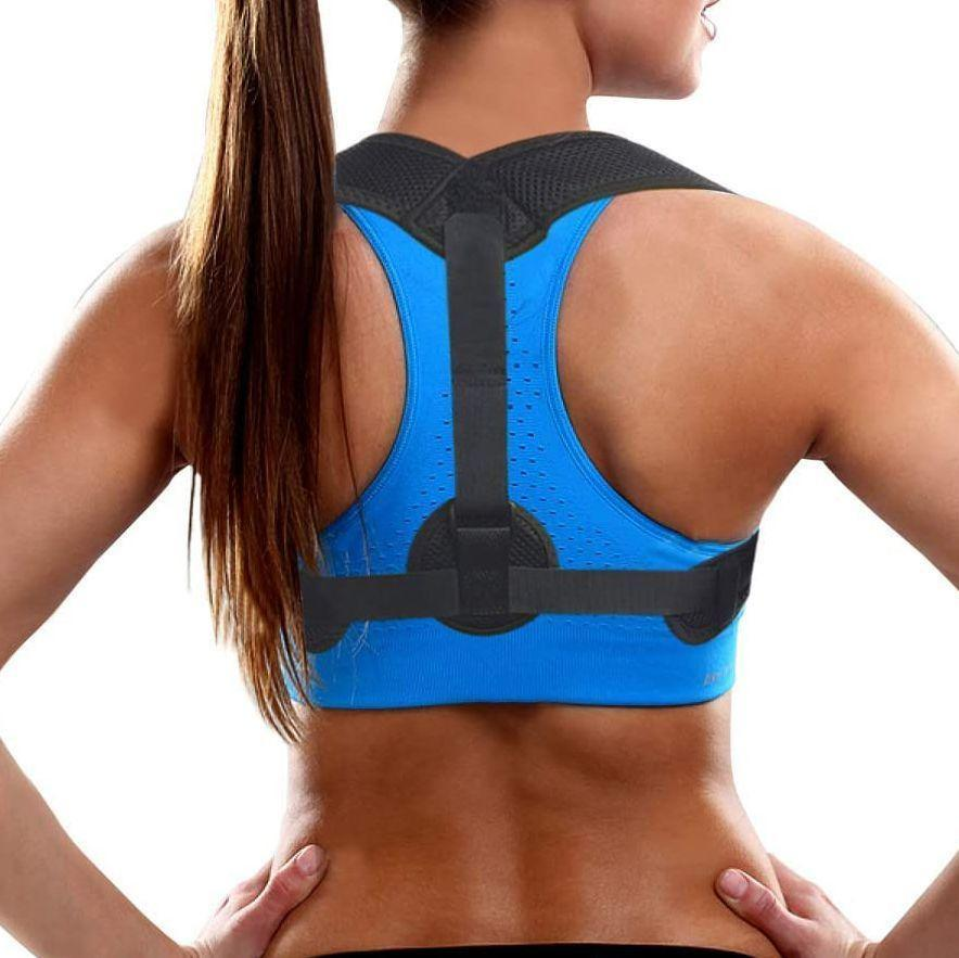 "<p><strong>FY Posture</strong></p><p>amazon.com</p><p><strong>$21.99</strong></p><p><a href=""https://www.amazon.com/dp/B08HQYNC5R?tag=syn-yahoo-20&ascsubtag=%5Bartid%7C2141.g.29507400%5Bsrc%7Cyahoo-us"" rel=""nofollow noopener"" target=""_blank"" data-ylk=""slk:Shop Now"" class=""link rapid-noclick-resp"">Shop Now</a></p><p>Don't let the picture fool you; this posture corrector is unisex. It's also endlessly useful for quarantine, perfecting his posture and keeping him from hunching over his monitor.</p>"