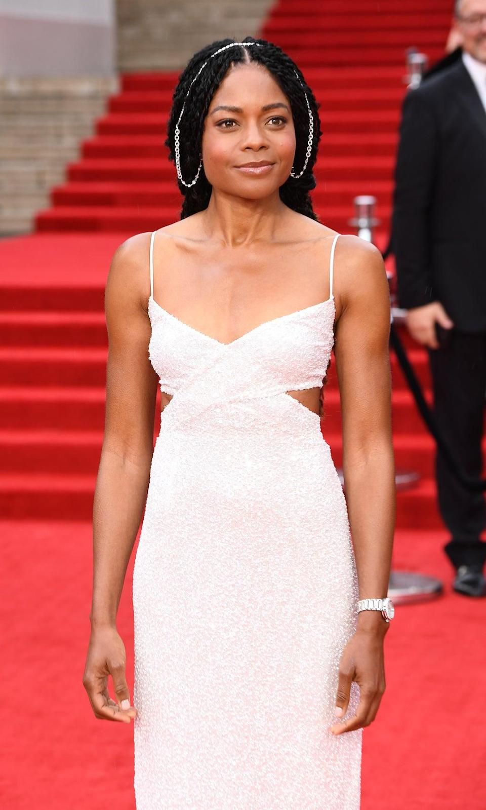 Naomie Harris (Jeff Spicer/Getty Images for EON Productions, Metro-Goldwyn-Mayer Studios, and Universal Pictures)