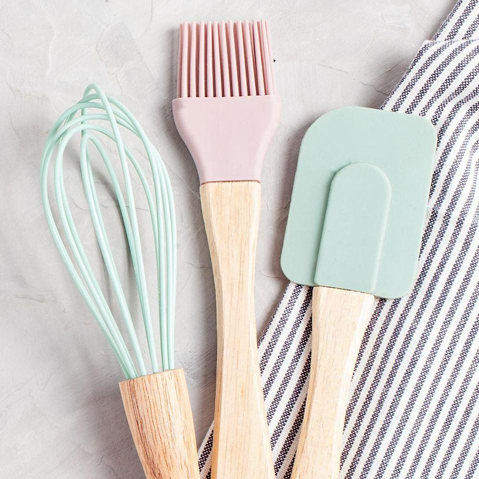 <p>Need a new spatula or cookie sheet? You'd be better off heading to a department store and stocking up, as these items have a steep markup.</p>