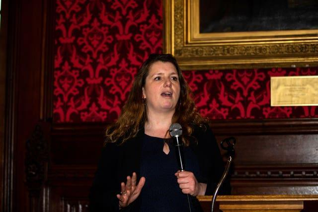 Shadow sports minister Alison McGovern has criticised what she sees as favourable treatment for Michael Gove