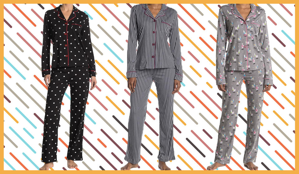 These pajamas also make perfect gifts. (Photo: Nordstrom Rack)