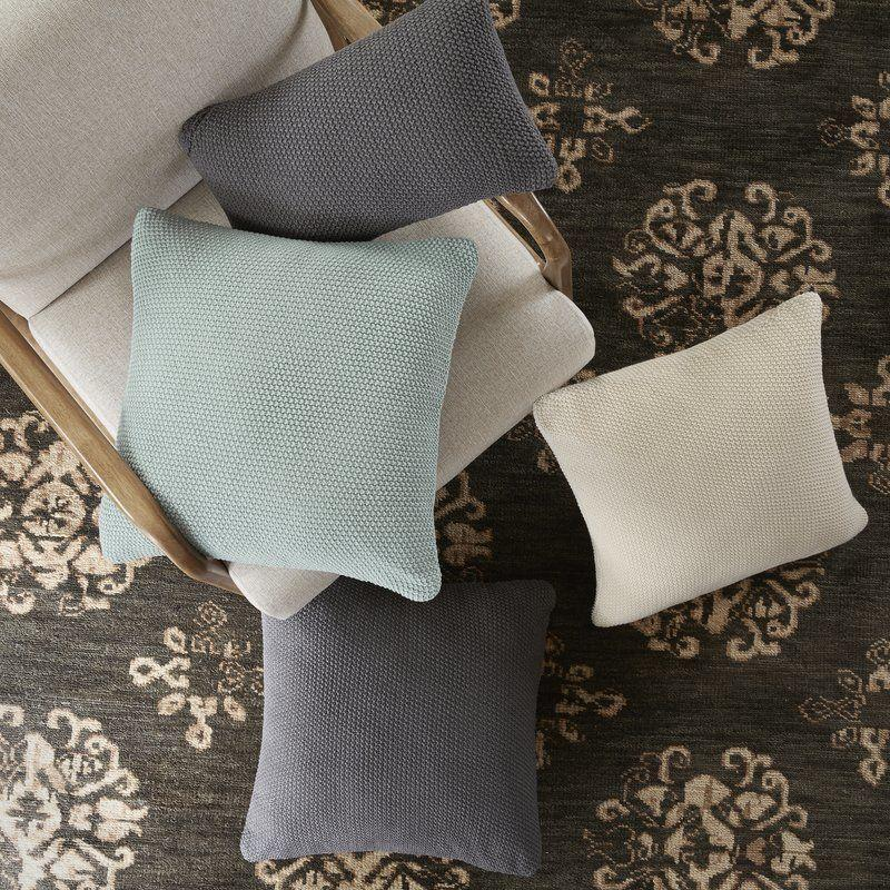 """To add some texture to your home. <a href=""""https://www.wayfair.com/INK-IVY-Bree-Knit-Throw-Pillow-Cover-INKY1512.html"""" target=""""_blank"""">Shop them here</a>."""