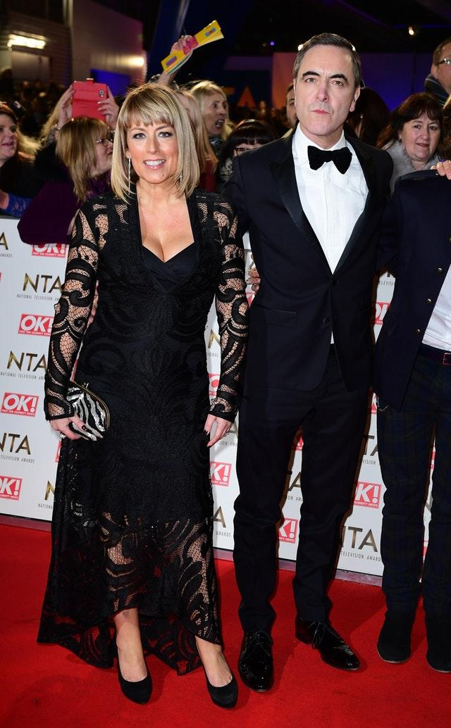 National Television Awards 2017 – Arrivals – London