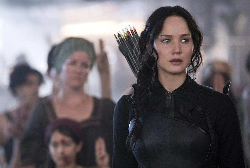 'The Hunger Games: Mockingjay - Part 1'