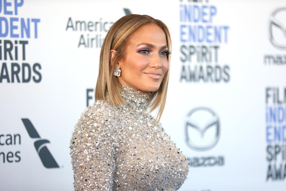 "Jennifer Lopez on feeling ""youthful"" and ""powerful"" at 51. (Photo: Getty Images)"