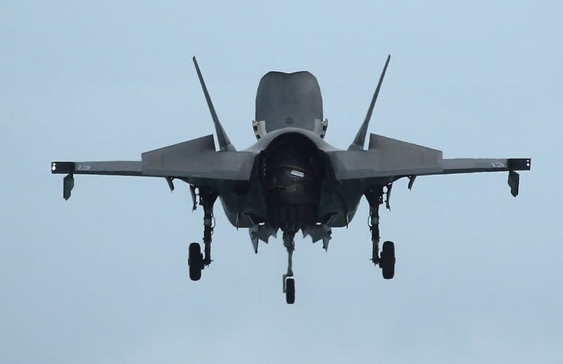 Israel deal should remove any hurdle to F-35 sale, UAE official says