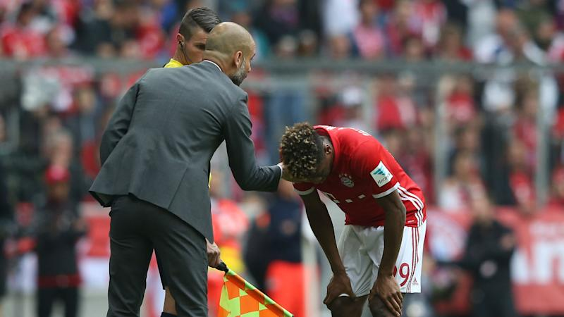 Kingsley Coman: Pep Guardiola the most influential coach I've had