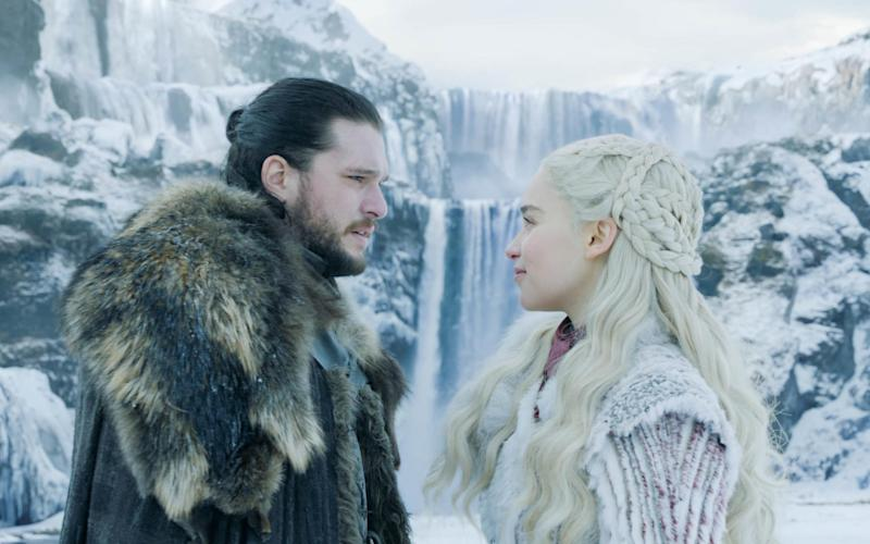 Lovers, or rivals? - HBO