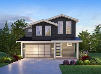 Sires Ridge—modern homes by Century Communities in a central Bothell location