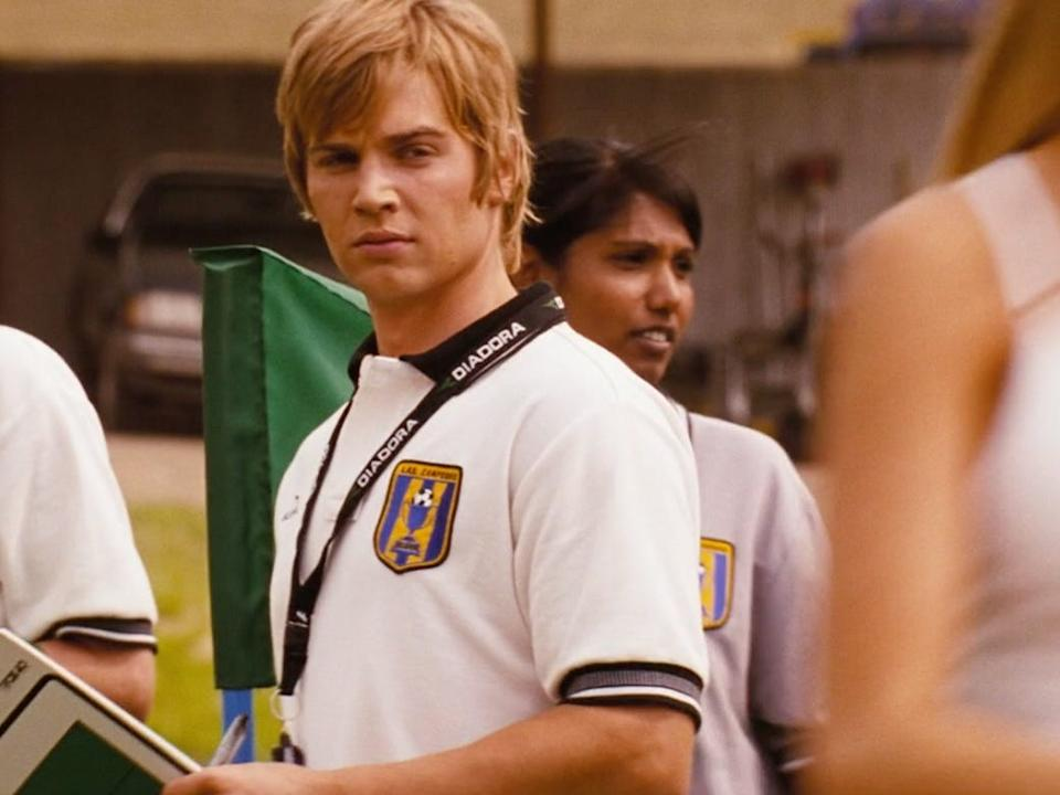 "Mike Vogel in the first ""Sisterhood."" <p class=""copyright"">Warner Bros. Pictures</p>"