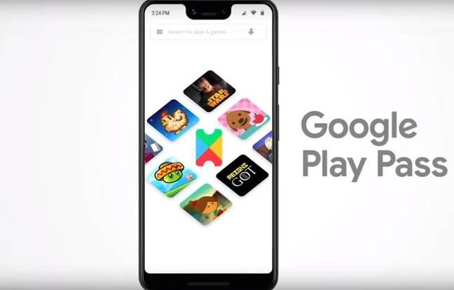 Sort le Google Play Pass pour contrer Apple Arcade — Alphabet