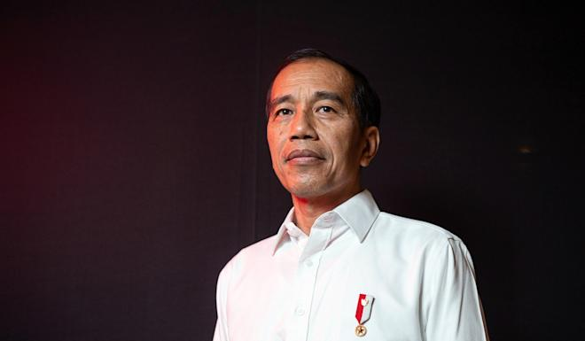 Indonesia's President Joko Widodo was earlier this year elected for a second term on the back of promises to boost the country's economy. Photo: Bloomberg