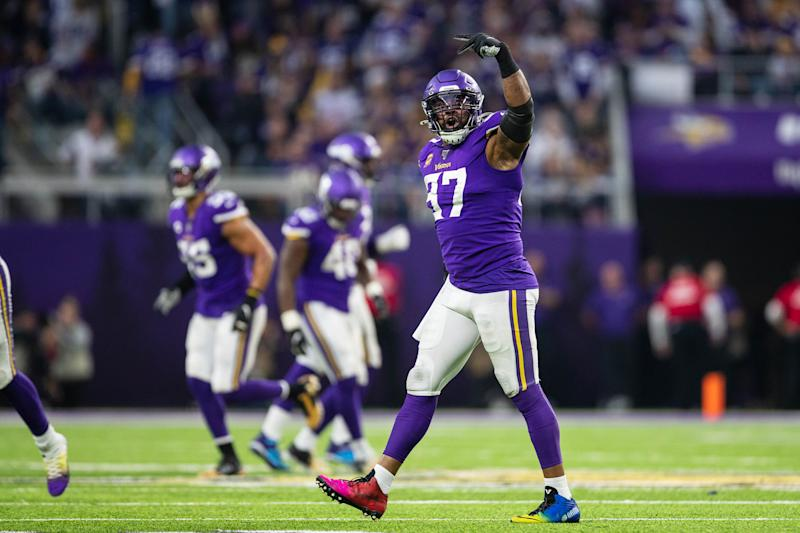 Seattle Seahawks linked to Vikings DE Everson Griffen