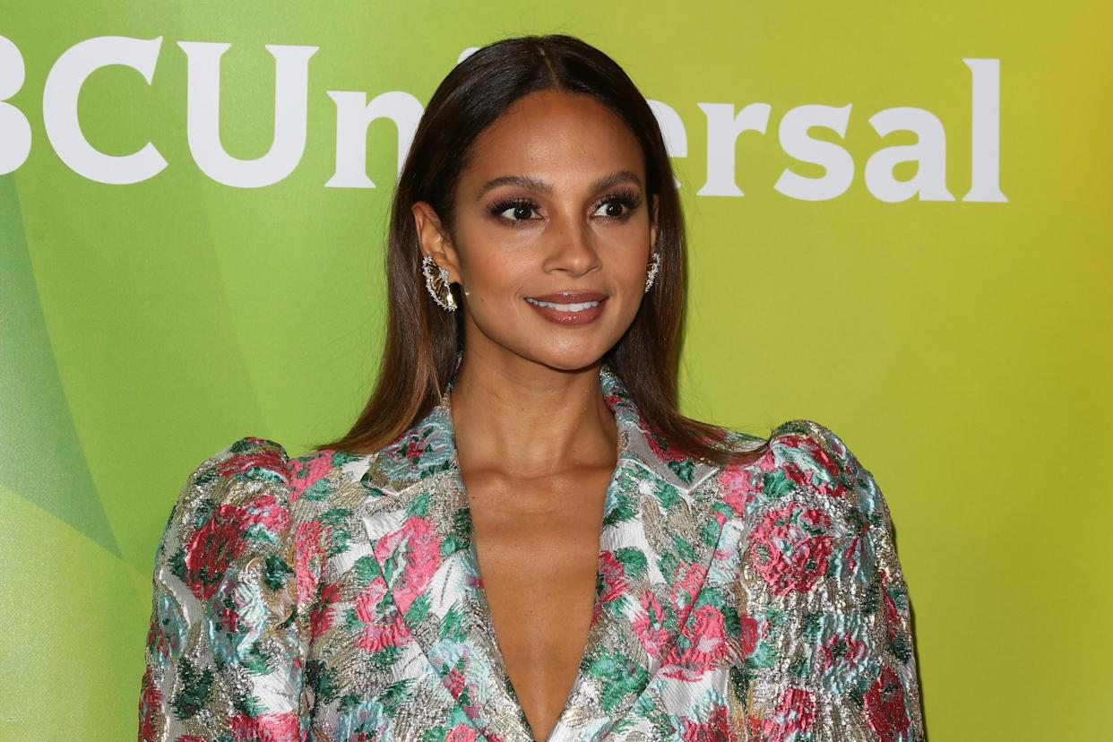Alesha Dixon has released new music for the first time in five years and has an album on the way. (Paul Archuleta/FilmMagic)