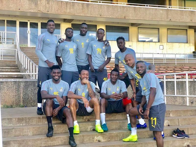 'God bless our homeland Ghana' Black Stars take to social media on country's Independence Day