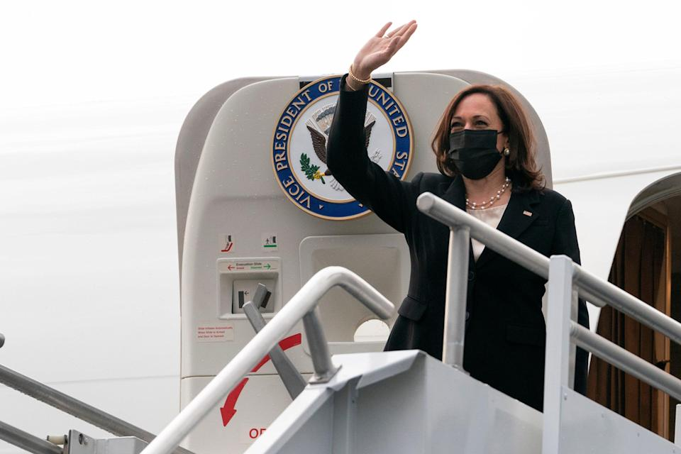 Vice President Kamala Harris (Copyright 2021 The Associated Press. All rights reserved.)