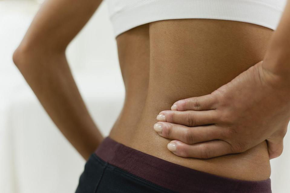 "<p>If you didn't recently pull a muscle, this could be a sign of appendicitis. ""That's an urgent problem,"" Dr. Kino says. </p>"