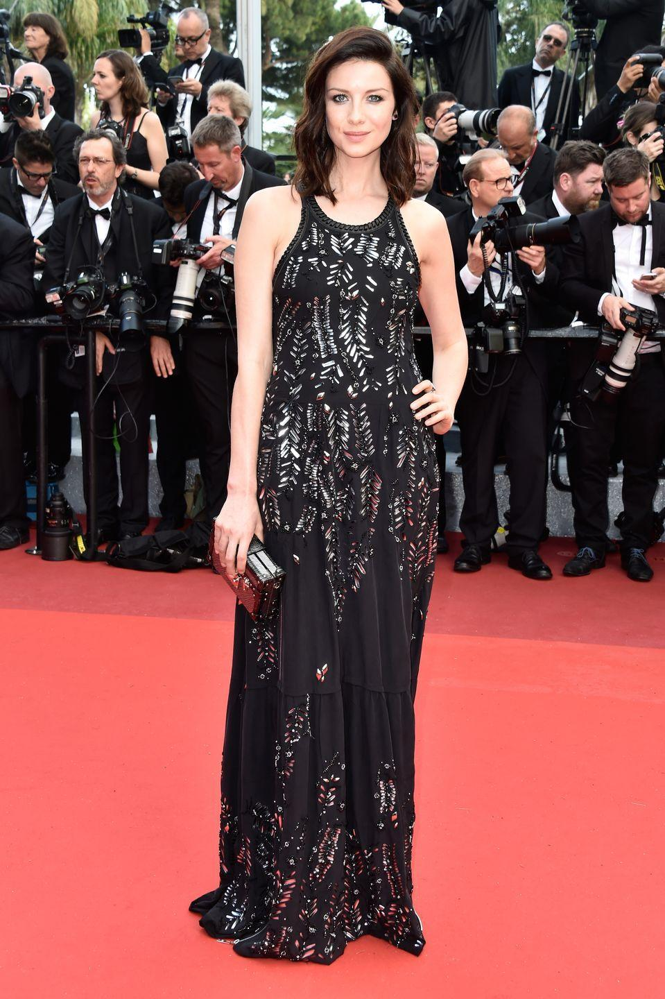 <p>The actress grew up in the small village of Tydavnet with her six other siblings before moving to Paris at 19 to become a model. </p>
