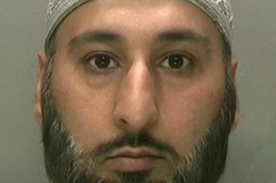 Naiem Malik Suleman offered the 22-year-old woman a lift in his car in the early hours of 19 January last year. (SWNS)