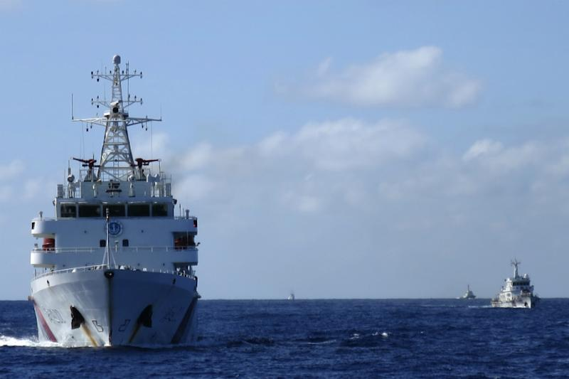 Navy Drives Away Suspicious Chinese Vessel from Indian Waters, Warns Against Entering Sans Permit