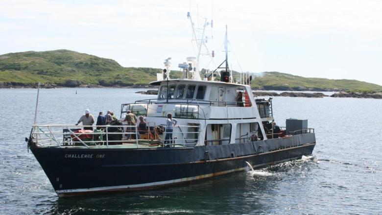 12-passenger ferry in La Poile has residents 'completely fed up'